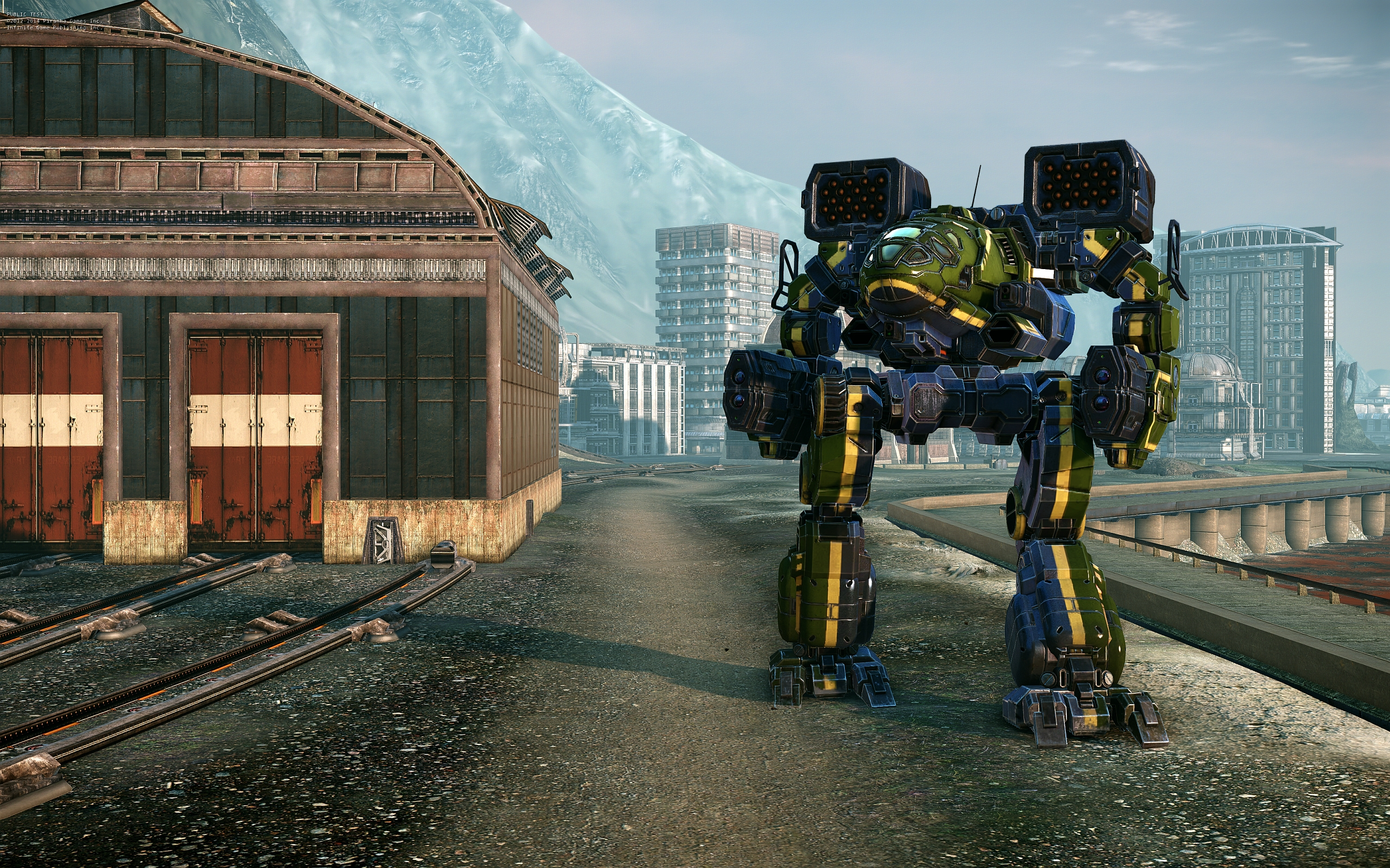 timber wolf mechwarrior online
